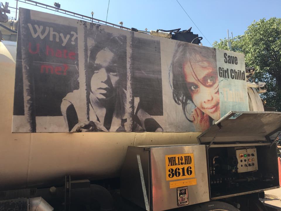 Ubohé děti v Bombaji