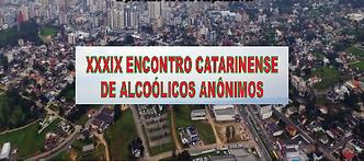 Encontro Catarinense de A.A. 40 Anos em Criciúma