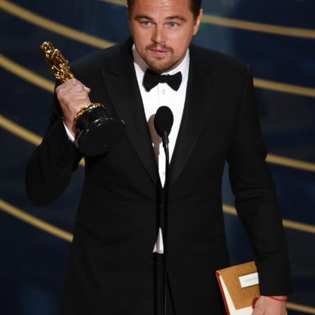 Oscarová výzva Leonarda di Capria k ochraňování naší planety