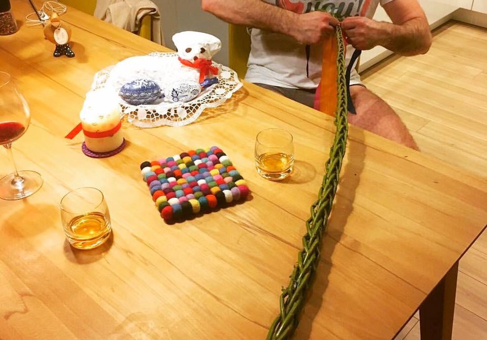 Pravý český karabáč je tradiční velikonoční artefakt