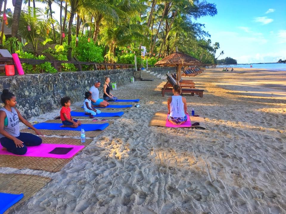 Yoga Amata - Ngapali Beach