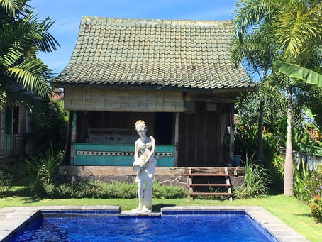 A zase to Bali