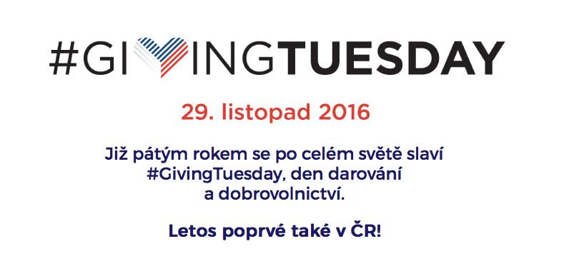 #GivingTuesdayCZ