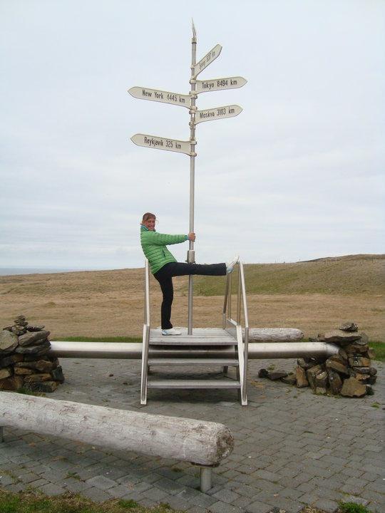 já arktický kruh