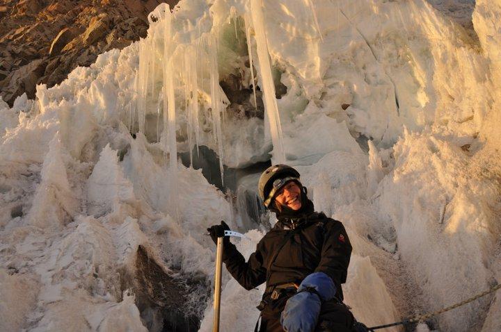 já ledovcová průkopnice
