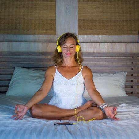 Šťastná hlava - meditační platforma