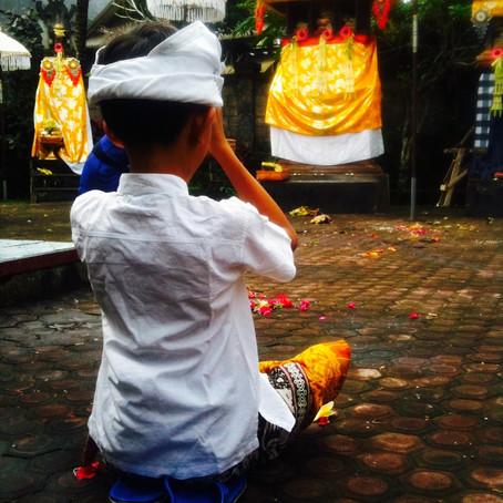 """""""Nyepi"""" aneb jak vítají Nový rok na Bali"""