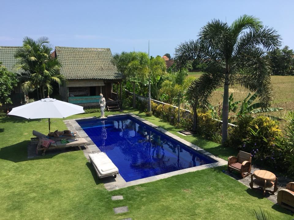 Bali a romantici Brazilci