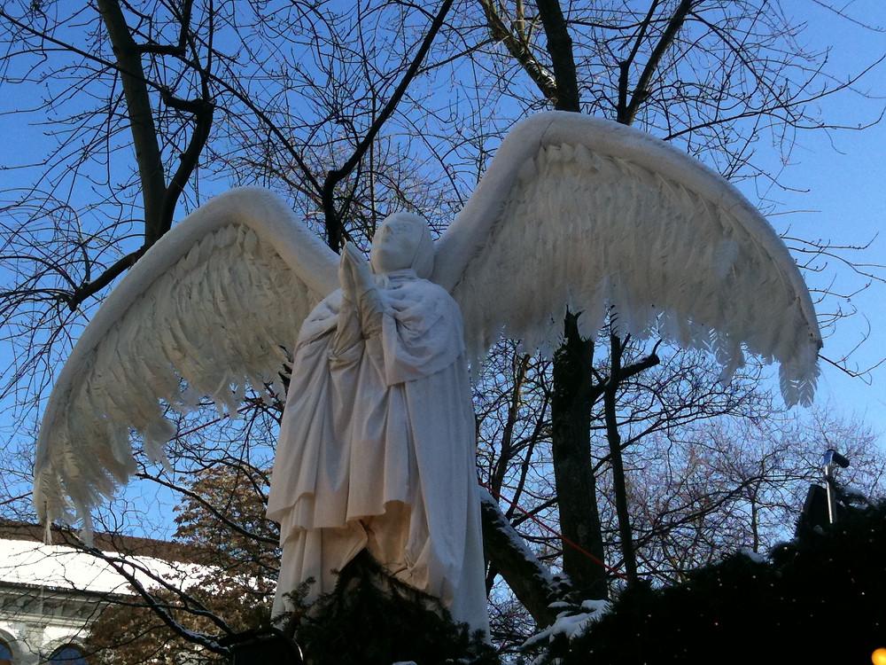 Ať vás stráží andílci na každém kroku