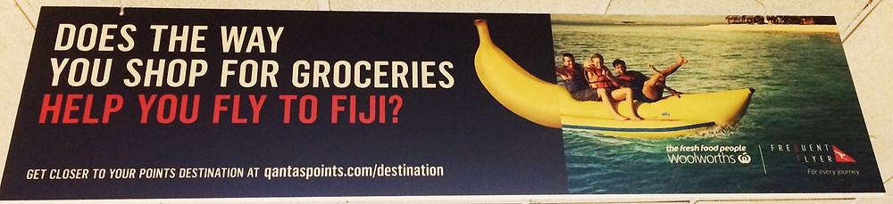Nakupujte úsporně a leťte na Fiji:-)