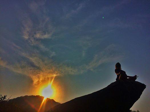 Meditace_na_skále