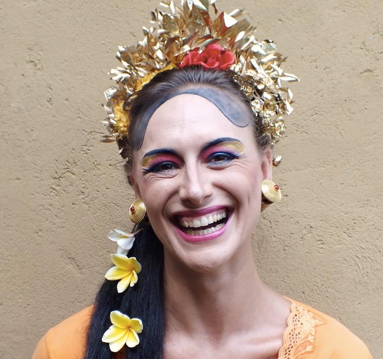 Bali byl můj sen a bylo i mým domovem