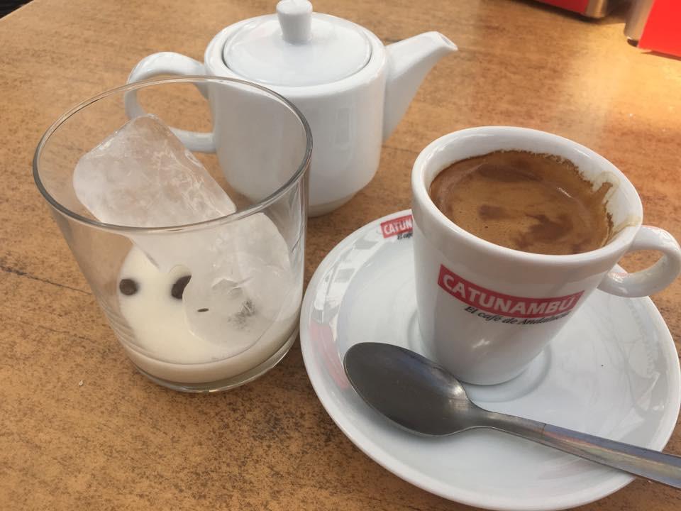 Ledová káva alá Ronda - rarita