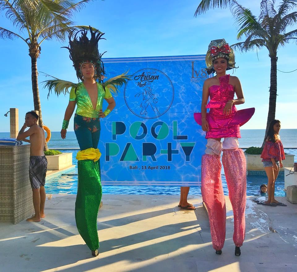Salsa Party na Bali - pátk 13. je nejlepší