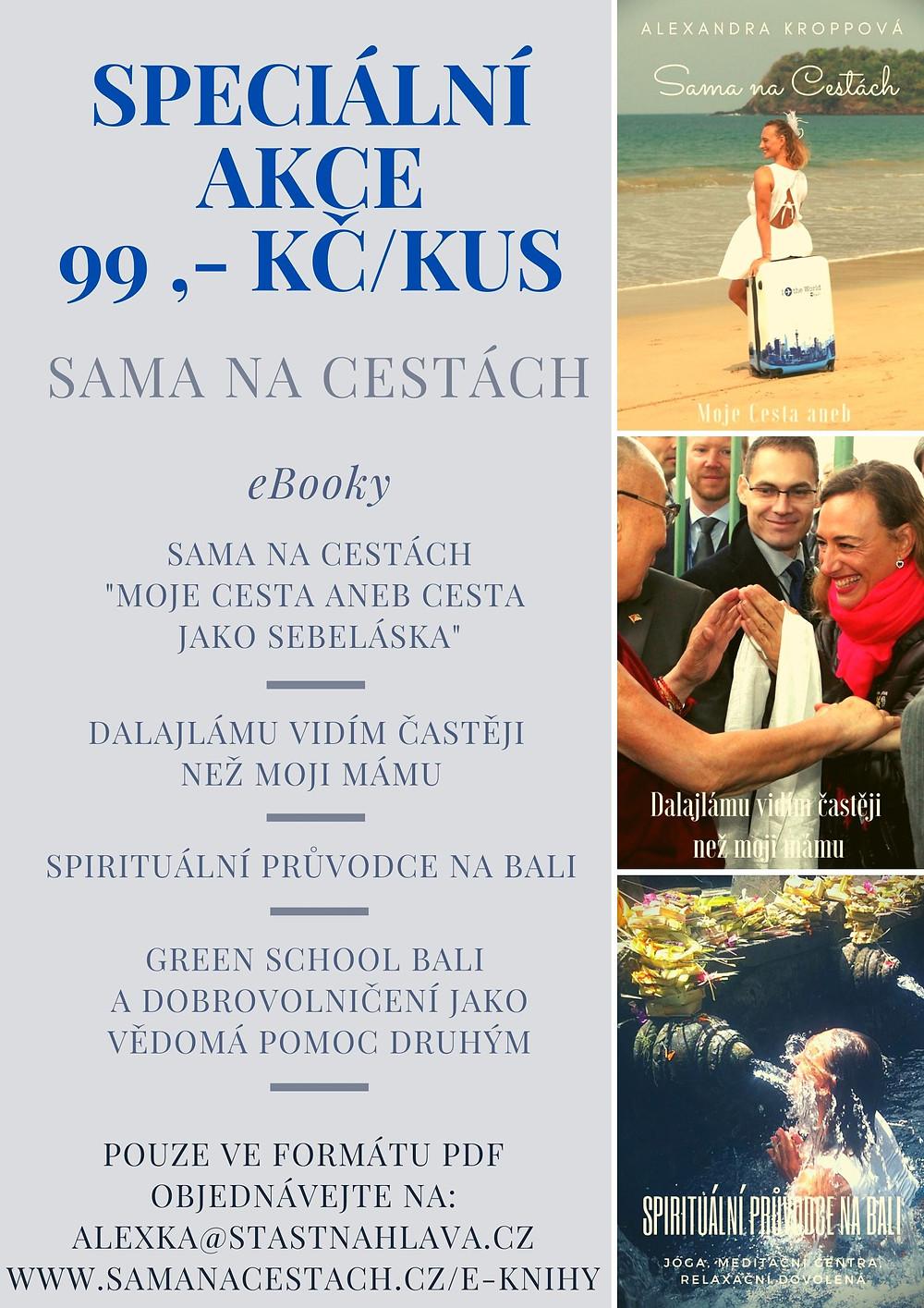 Speciální akce - eBooky 99 Kč