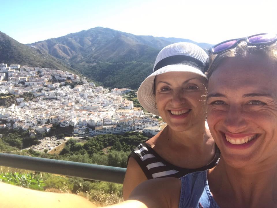 Spolu na Cestách - s mami v Andalůsii