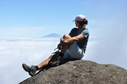 já a Mt. Meru - Tanzánie
