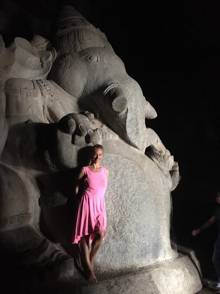 Ganesha a já