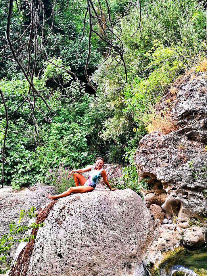 Naturální lážně pod klenbami Rondy