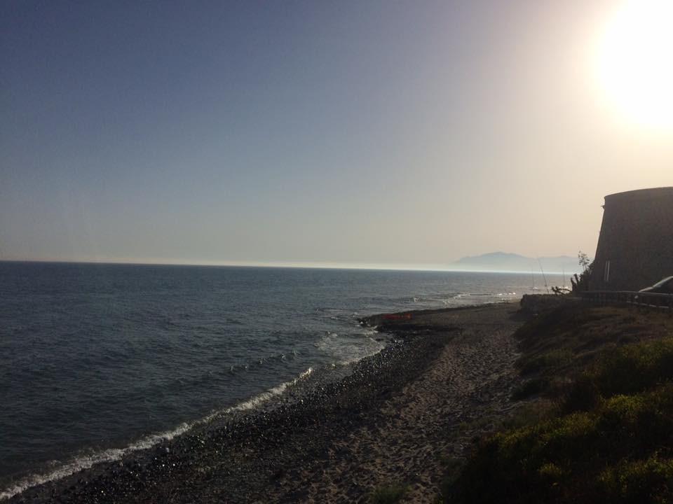 Pobřeží Andalúsie je křehce něžné