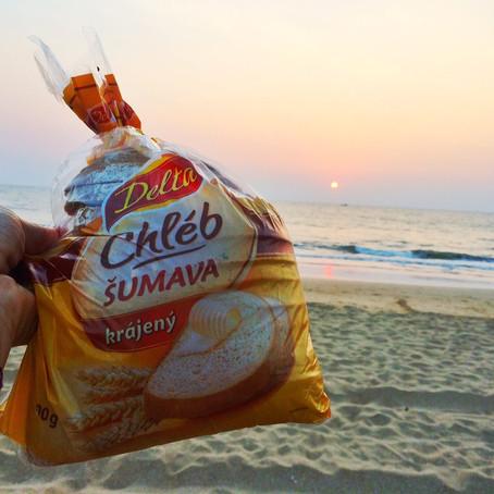 Krájená Šumava v Goa