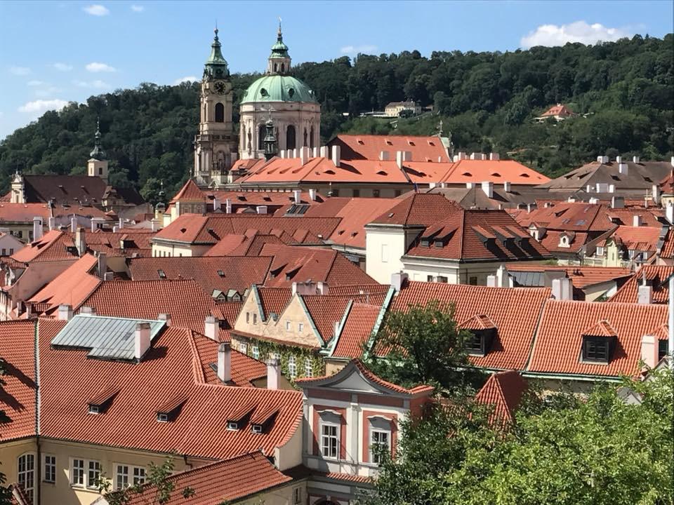 Praha - stověžatá nádhera