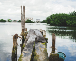BWO Missions belize old dock