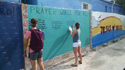 BWO Missions Belize Prayer Wall