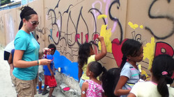 BWO Missions Belize Mural 2