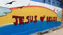 BWO Missions Belize Mural 3