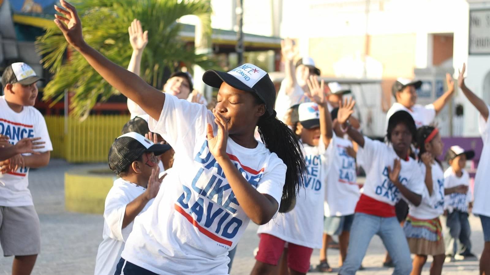 BWO MIssions Belize Hip Hop Dance