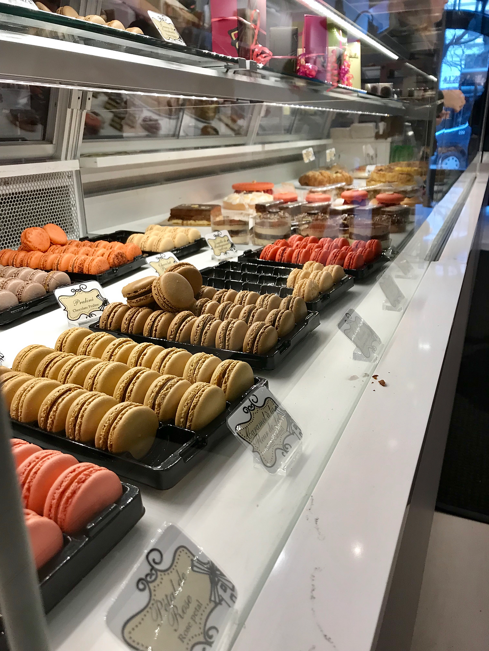 A French breakfast was on the daily while in New York. This little pretty little place (Maison Kayser) kept me thankful for lots of walking after a visit.