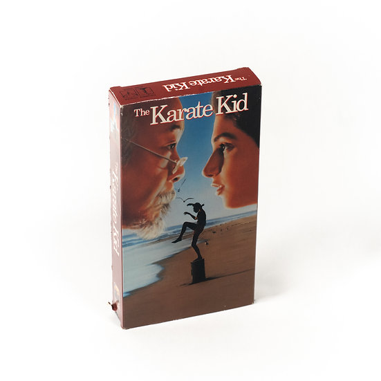 The Karate Kid | VHS