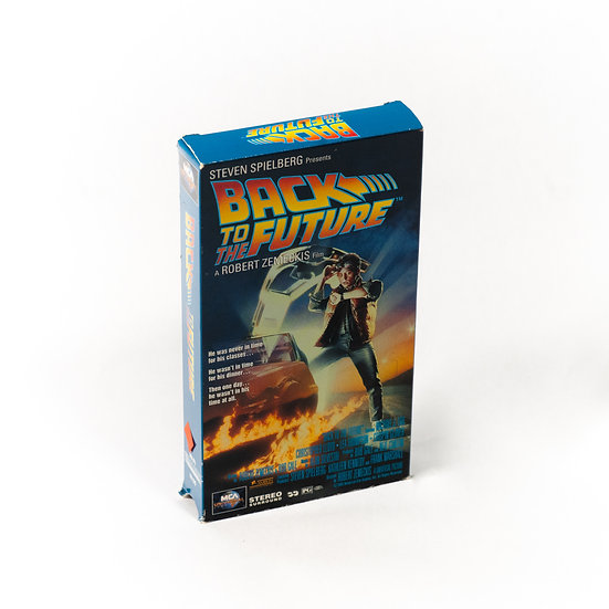 Back to The Future | VHS