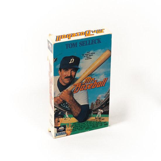 Mr Baseball | VHS