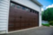 Rosewood Garage Door