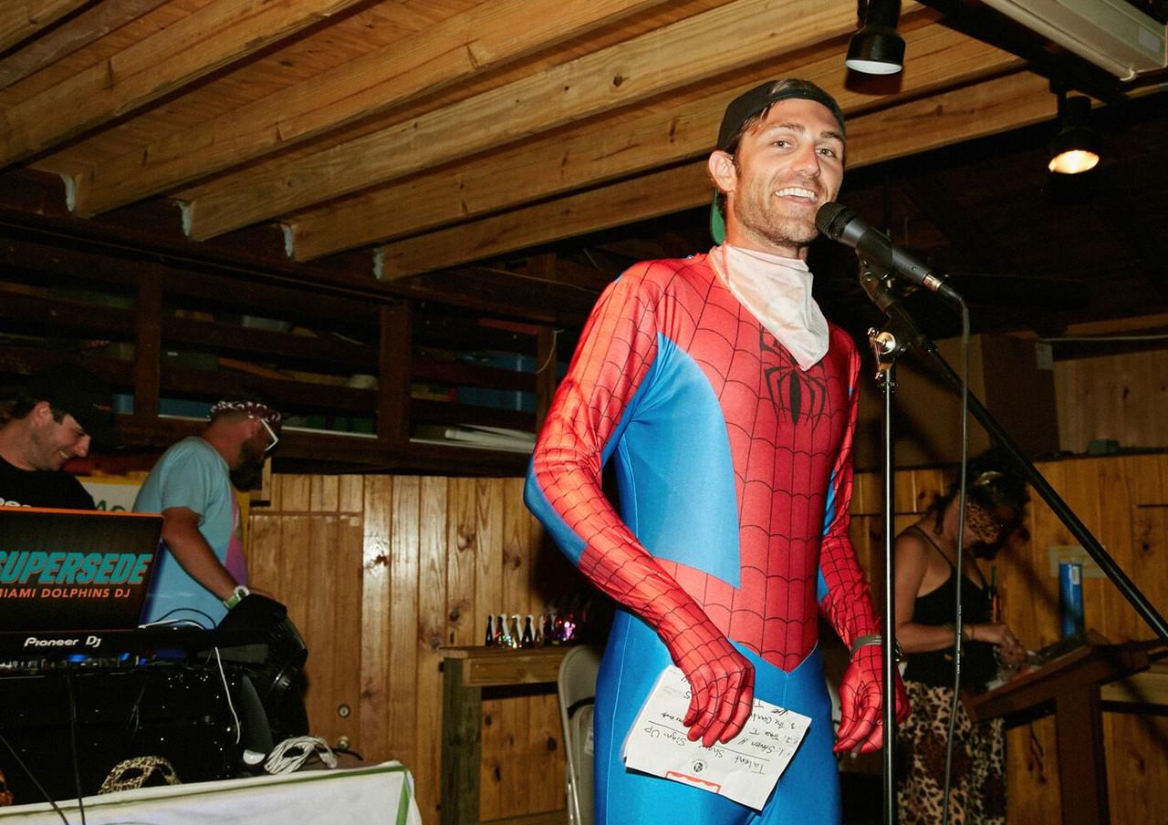 Jacob Speech Spider Man.JPG