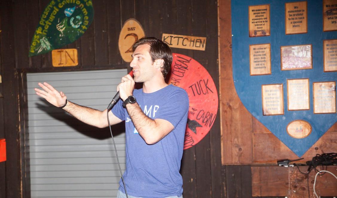 Jacob on mic