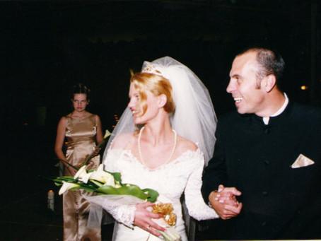 Consequences of not hiring a wedding photographer!