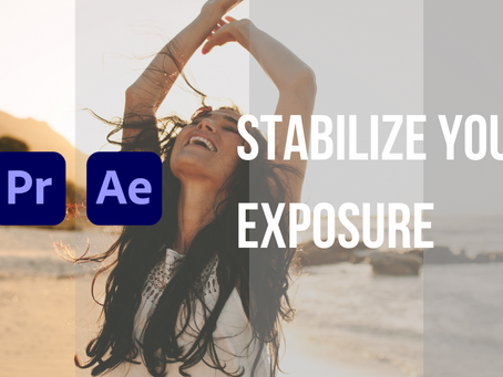 How to use After Effects Color Stabilizer   Adobe Tips and Tricks to balance your footage
