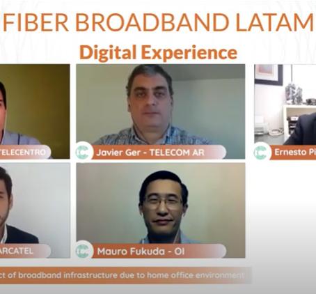 Impacto da infraestrutura de banda larga no ambiente do home office