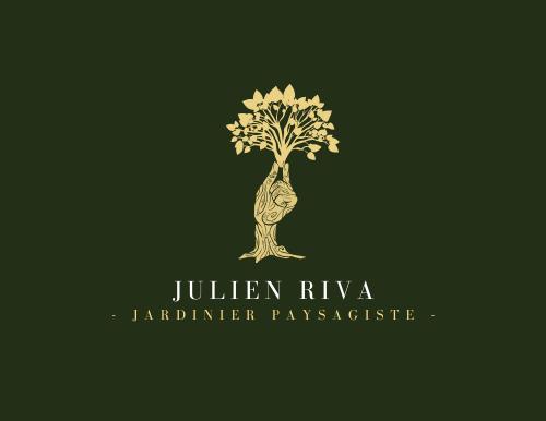 Création d'un logo pour un jardinier-paysagiste