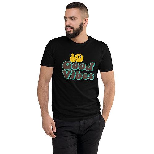 Mens Good Vibes T-shirt