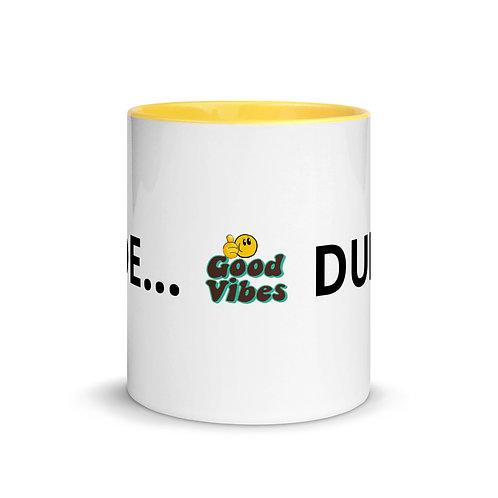 Mellow Yellow Dude Mug