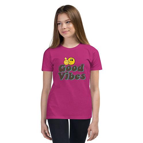 Good Vibes Youth Brigade Short Sleeve T-Shirt