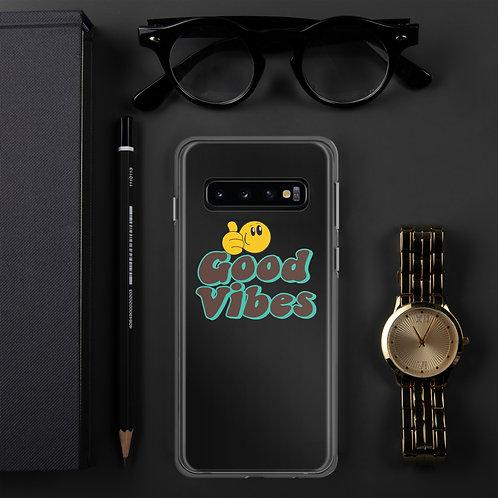 Good Vibes Samsung Case