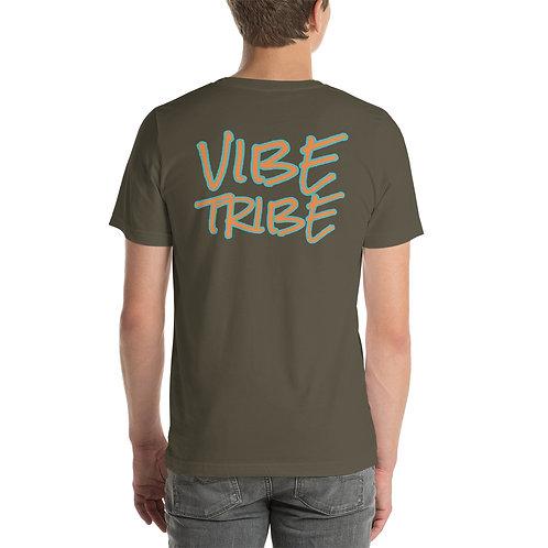 VIBE TRIBE 2.0 Short-Sleeve Unisex T-Shirt