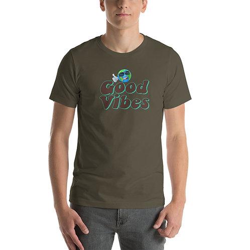 VIBE TRIBE WORLDWIDE Short-Sleeve Unisex T-Shirt