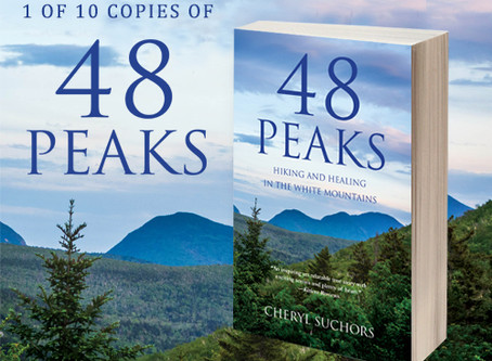 An Inspiring Memoir: 48 Peaks, Hiking and Healing in the White Mountains (Book Review)