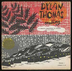 "Learning to Read Out Loud: Dylan Thomas and ""A Child's Christmas in Wales"""